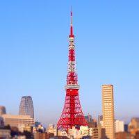 Телебашня Токио (Tokyo Tower)